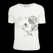 Horgászos póló