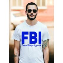 FBI póló
