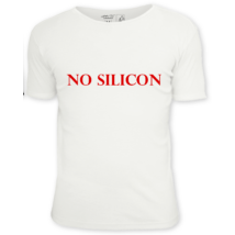 No silicon póló