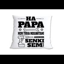 Papa párna