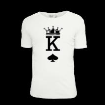 Király póló férfiaknak