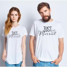 just married 2 póló