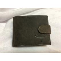 Buffalo wild barna férfi marhabőr pénztárca