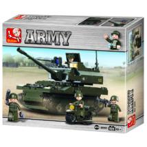 Sluban tank 2
