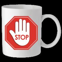 Stop bögre