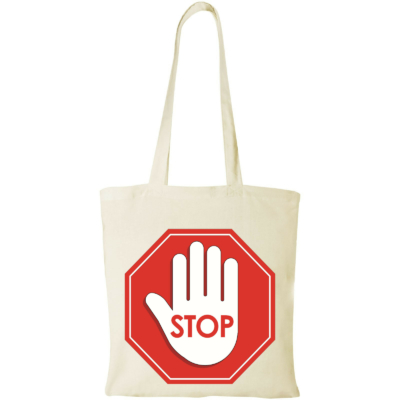 Stop vászonszatyor