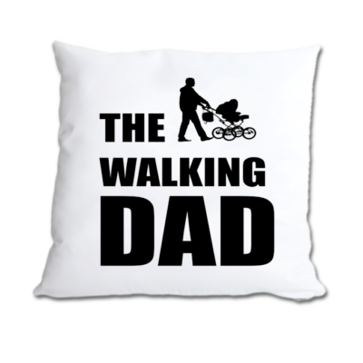 Walking dad párna
