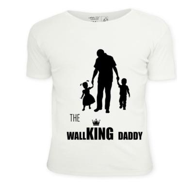 The WALLKING Daddy póló