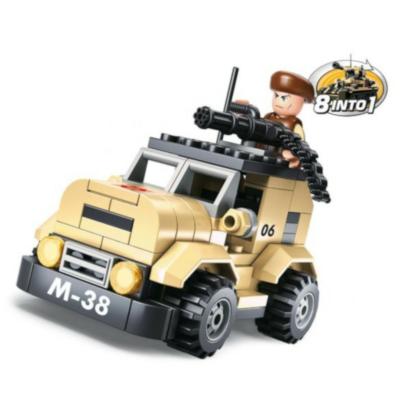 Katonai autó