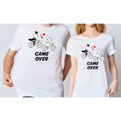 Game over póló
