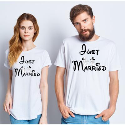 Just married 3 póló