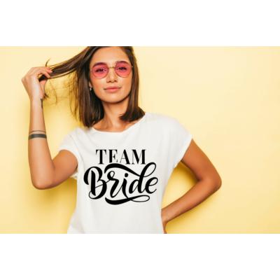 Team Bride Póló
