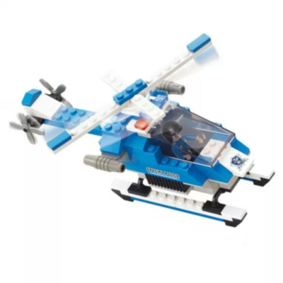 Rendőrségi helikopter