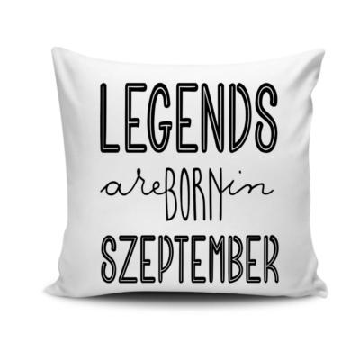 Legends are born in