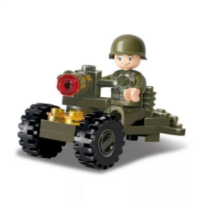 Katonai tűzér