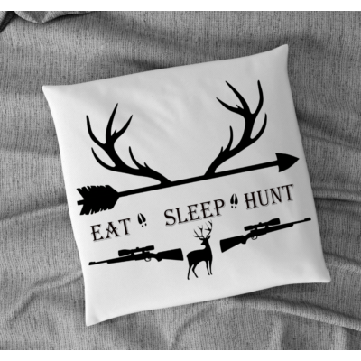 eat, sleep, hunt