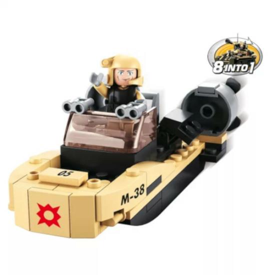 Sluban Army motorcsónak